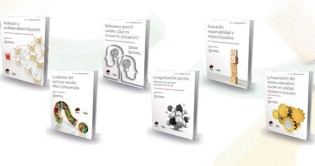 Presentación de los 6 libros REDE-ANALE